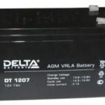 Delta 12В-7 А-ч