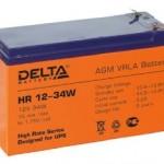 Delta HR 12-34W